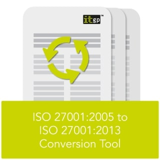 ISO 27001 2005 to ISO 27001 2013 Conversion Tool | IT Governance USA