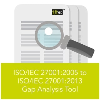 ISO/IEC 27001 2005 to 2013 Gap Analysis Tool | IT Governance USA