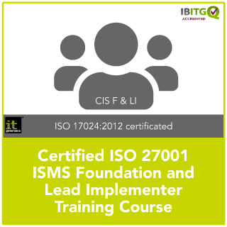 Certified ISO 27001 ISMS Foundation and Lead Implementer Online Combination Training Course