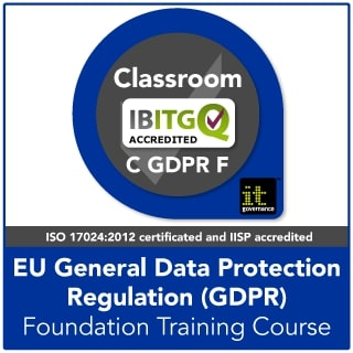 Certified EU General Data Protection Regulation Foundation (GDPR) Training Course