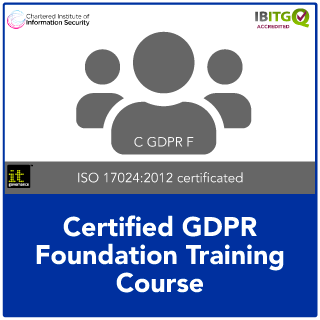 GDPR Foundation Online Training Course