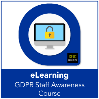 GDPR Staff Awareness eLearning Course