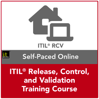 ITIL Release, Control and Validation Online Course (150 days)