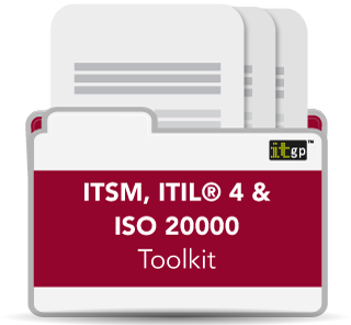 ITSM, ITIL & ISO/IEC 20000 Implementation Toolki