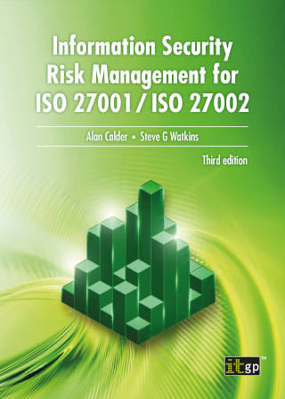 Information Security Risk Management for ISO 27001/ISO 27002, third edition