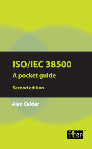 ISO/IEC 38500: A pocket guide, second edition | IT Governance USA