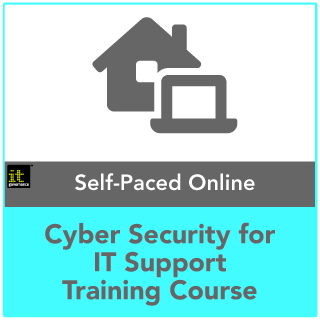 Cybersecurity for IT Support Self-Paced Online Training Course
