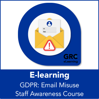 GDPR: Email Misuse Staff Awareness E-Learning Course