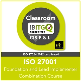 ISO27001 Foundation and Lead Implementer Combination Course | IT Governance USA