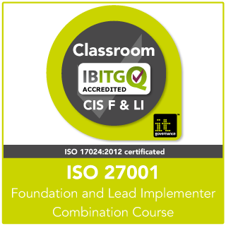 ISO27001 Lead Implementer and Lead Auditor Combination Course
